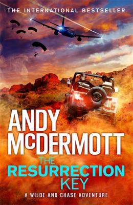 The Resurrection Key (Wilde/Chase 15) - McDermott, Andy