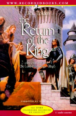 The Return of the King - Tolkien, J R R, and Inglis, Rob (Read by)