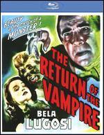 The Return of the Vampire [Blu-ray]