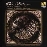 The Return - Bernie Dresel (drums); Colin Gordon (sax); Edward J. Atkatz (tympani [timpani]); Eric Marienthal (sax); Kevin Axt (bass);...