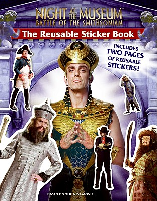 The Reusable Sticker Book - Rosen, Lucy