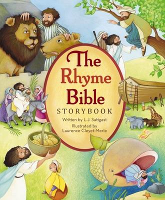 The Rhyme Bible Storybook - Sattgast, L. J.