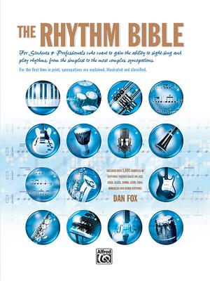 The Rhythm Bible - Fox, Dan