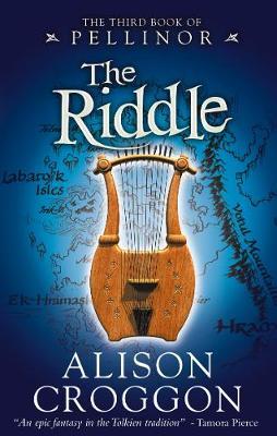The Riddle - Croggon, Alison