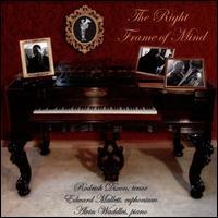 The Right Frame of Mind - Alvin Waddles (piano); Edward Mallett (euphonium); Rodrick Dixon (tenor)
