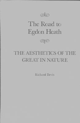 The Road to Egdon Heath - Bevis, Richard