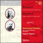The Romantic Piano Concerto, Vol. 77: Bronsart, Urspruch