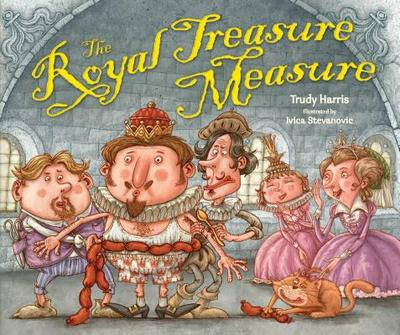 The Royal Treasure Measure - Harris, Trudy, RN
