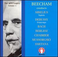 The RPO Legacy, Vol. 1 - Royal Philharmonic Orchestra; Thomas Beecham (conductor)
