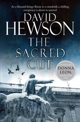 The Sacred Cut - Hewson, David