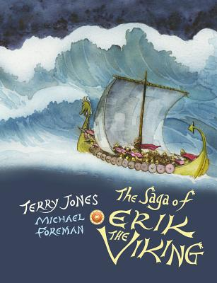 The Saga of Erik the Viking - Jones, Terry