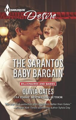 The Sarantos Baby Bargain - Gates, Olivia