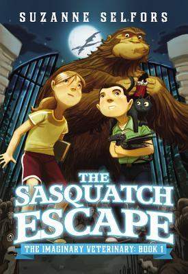 The Sasquatch Escape - Selfors, Suzanne