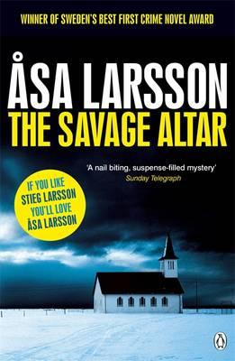 The Savage Altar - Larsson, Asa