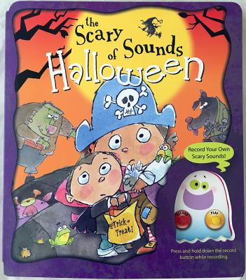 The Scary Sounds of Halloween - Smart Kidz (Editor)