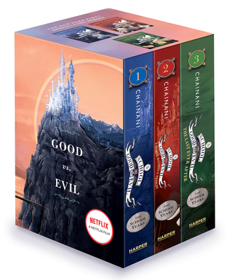 The School for Good and Evil Series Paperback Box Set: Books 1-3 - Chainani, Soman