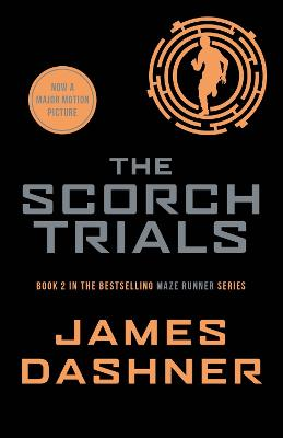 The Scorch Trials - Dashner, James