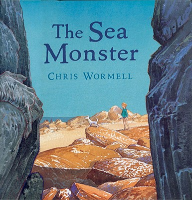 The Sea Monster - Wormell, Christopher