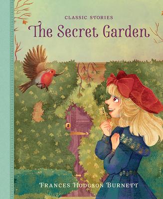 The Secret Garden - Burnett, Frances Hodgson (Original Author), and Pirotta, Saviour (Adapted by)