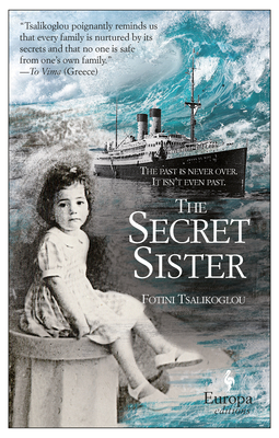 The Secret Sister - Zalikoglu, Fotini