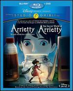 The Secret World of Arrietty [Blu-ray/DVD]
