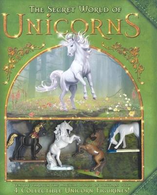 The Secret World of Unicorns - Perrin, Pat