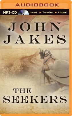 The Seekers - Jakes, John, and Vietor, Marc (Read by)