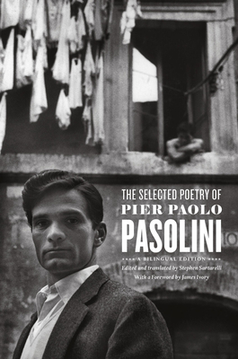The Selected Poetry of Pier Paolo Pasolini: A Bilingual Edition - Pasolini, Pier Paolo, and Sartarelli, Stephen, Mr. (Editor), and Ivory, James (Foreword by)