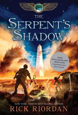 The Serpent's Shadow - Riordan, Rick