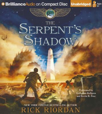 The Serpent's Shadow - Riordan, Rick