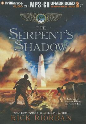 The Serpent's Shadow - Riordan, Rick, and Kellgren, Katherine (Performed by), and Free, Kevin R (Performed by)