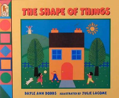 The Shape of Things - Dodds, Dayle Ann