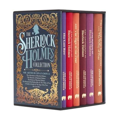 The Sherlock Holmes Collection: Deluxe 6-Volume Box Set Edition - Doyle, Arthur Conan, Sir
