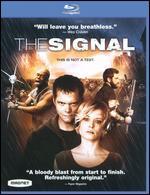 The Signal [Blu-ray] - Dan Bush; David Bruckner; Jacob Gentry