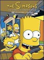 The Simpsons: The Complete Tenth Season [3 Discs]