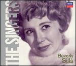 The Singers: Beverly Sills - Beverly Sills (soprano); Charles Wadsworth (piano); Paula Robison (flute); Ambrosian Opera Chorus (choir, chorus)