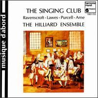The Singing Club - David James (vocals); John Potter (tenor); Michael George (baritone); Michael Pearce (bass); Paul Elliott (tenor);...