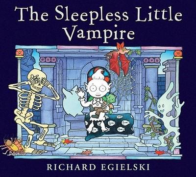 The Sleepless Little Vampire - Egielski, Richard