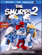 The Smurfs 2 [2 Discs] [Includes Digital Copy] [UltraViolet] [Blu-ray/DVD] - Raja Gosnell