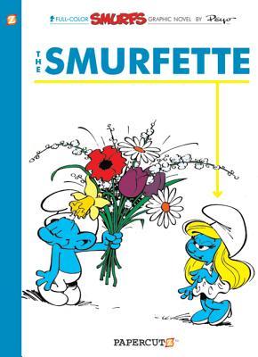 The Smurfs #4: The Smurfette - Peyo, and Delporte, Yvan