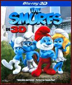 The Smurfs in 3D [3 Discs] [3D/2D] [Blu-ray/DVD] - Raja Gosnell