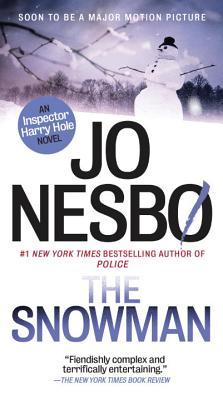 The Snowman - Nesbo, Jo