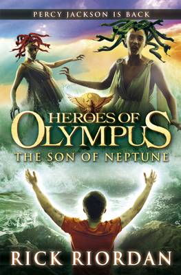 The Son of Neptune - Riordan, Rick