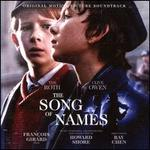 The Song of Names [Original Motion Picture Soundtrack]