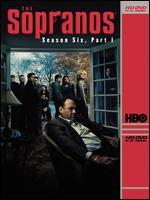 The Sopranos: Season Six, Part 1 [HD] [4 Discs]