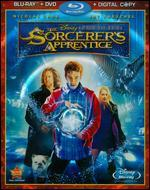 The Sorcerer's Apprentice [3 Discs] [Includes Digital Copy] [Blu-ray/DVD]