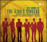 The Sound of the King's Singers - Emil Gerhardt (piano); Howard Shelley (piano); Jose-Luis Garcia (Asensio) (violin); Michael Laird (trumpet);...