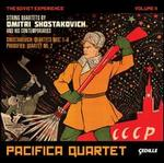 The Soviet Experience, Vol. 2: String Quartets by Dmitri Shostakovich and his Contemporaries