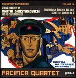 The Soviet Experience, Vol. 4: String Quartets by Dmitri Shostakovich and His Contemporaries