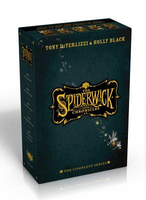The Spiderwick Chronicles: The Complete Series - Black, Holly
